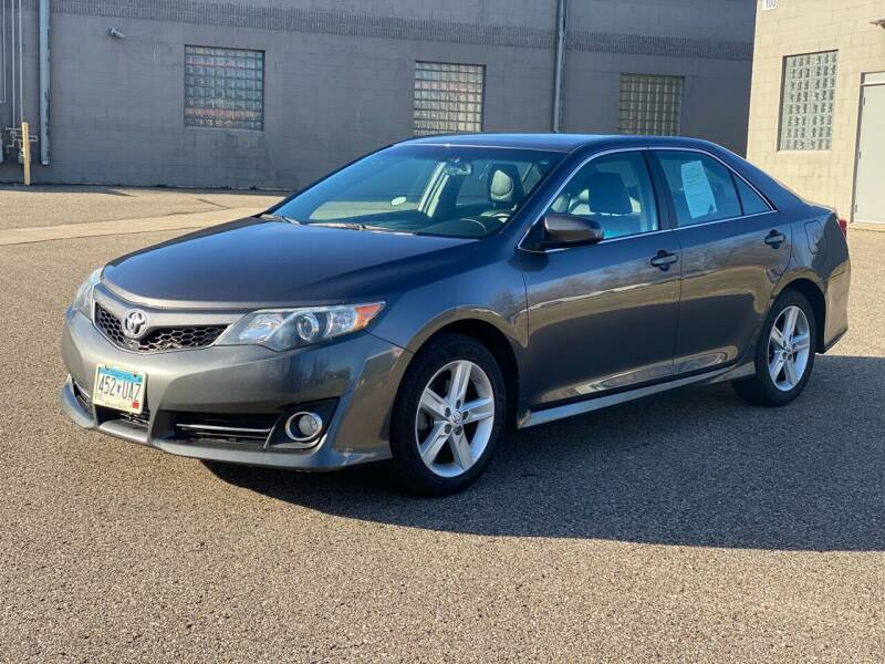 2014 Toyota Camry for sale at Tonka Auto & Truck in Mound MN