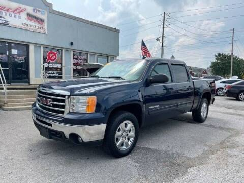 2012 GMC Sierra 1500 for sale at Bagwell Motors in Lowell AR