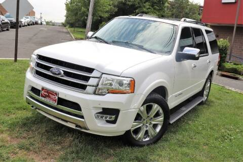 2016 Ford Expedition for sale at Quality Auto Center of Springfield in Springfield NJ