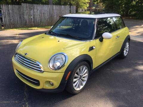 2011 MINI Cooper for sale at Deme Motors in Raleigh NC
