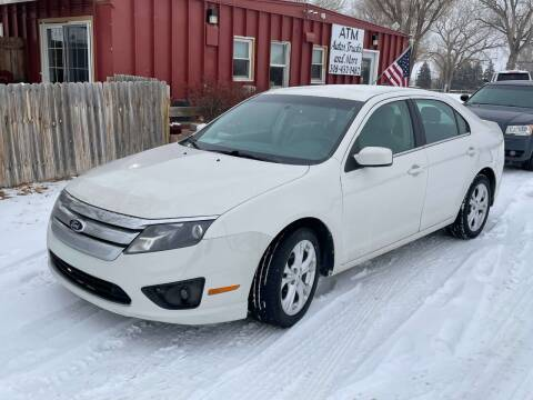 2012 Ford Fusion for sale at Autos Trucks & More in Chadron NE