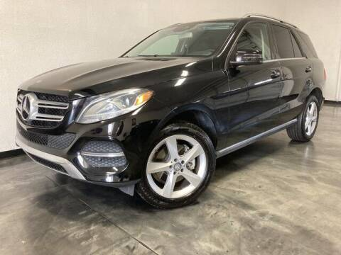2016 Mercedes-Benz GLE for sale at BLACK LABEL AUTO FIRM in Riverside CA