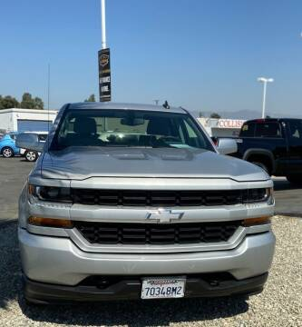 2018 Chevrolet Silverado 1500 for sale at Global Auto Group in Fontana CA