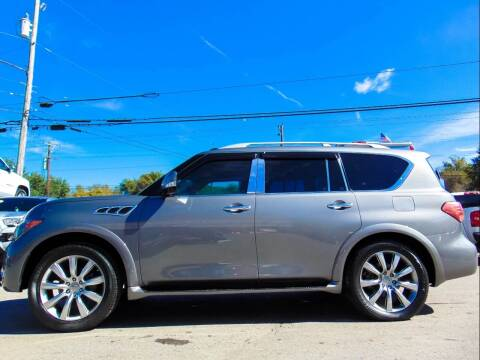 2012 Infiniti QX56 for sale at Tennessee Imports Inc in Nashville TN