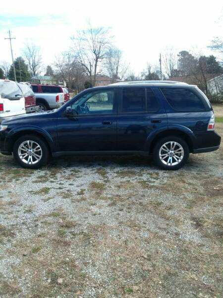2009 Saab 9-7X for sale at DALE GREEN MOTORS in Mountain Home AR
