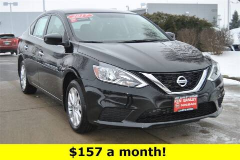 2017 Nissan Sentra for sale at Ken Ganley Nissan in Medina OH