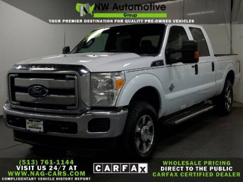 2012 Ford F-250 Super Duty for sale at NW Automotive Group in Cincinnati OH