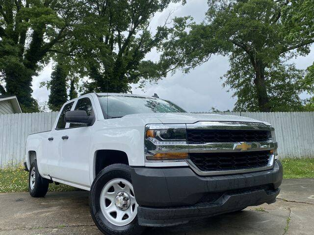 2016 Chevrolet Silverado 1500 for sale at Global Pre-Owned in Fayetteville GA