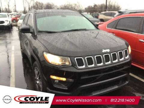 2019 Jeep Compass for sale at COYLE GM - COYLE NISSAN - Coyle Nissan in Clarksville IN