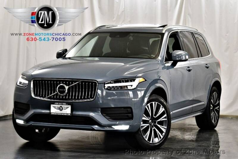 2020 Volvo XC90 for sale at ZONE MOTORS in Addison IL