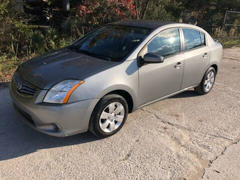 2012 Nissan Sentra for sale at Hwy 80 Auto Sales in Savannah GA