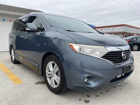2013 Nissan Quest for sale at Princeton Motors in Princeton TX