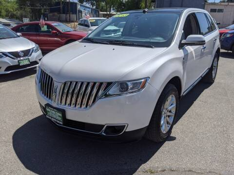 2013 Lincoln MKX for sale at SOLIS AUTO SALES INC in Elko NV