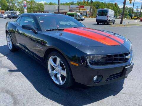 2011 Chevrolet Camaro for sale at Elite Auto Brokers in Lenoir NC