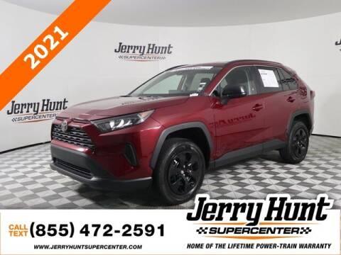 2021 Toyota RAV4 for sale at Jerry Hunt Supercenter in Lexington NC