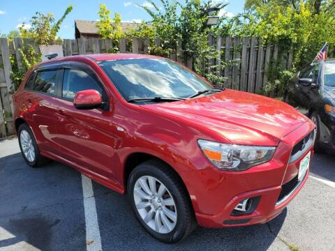 2011 Mitsubishi Outlander Sport for sale at Shaddai Auto Sales in Whitehall OH
