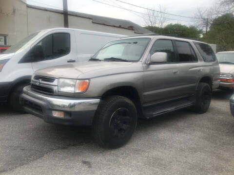 2002 Toyota 4Runner for sale at JMD Auto LLC in Taylorsville NC