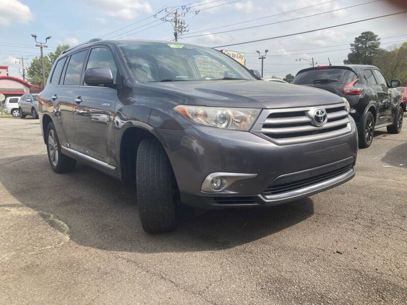 2011 Toyota Highlander for sale at City to City Auto Sales in Richmond VA