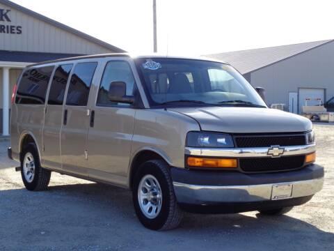 2013 Chevrolet Express Passenger for sale at Burkholder Truck Sales LLC (Edina) in Edina MO