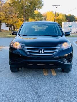 2014 Honda CR-V for sale at Speed Auto Mall in Greensboro NC