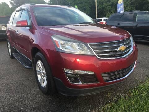 2013 Chevrolet Traverse for sale at RPM AUTO LAND in Anniston AL