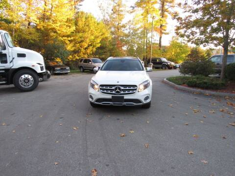 2018 Mercedes-Benz GLA for sale at Heritage Truck and Auto Inc. in Londonderry NH