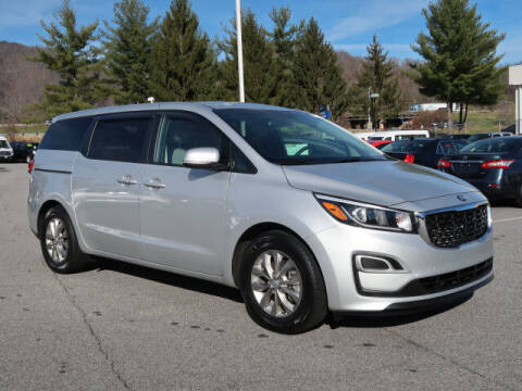 2020 Kia Sedona for sale at Ken Wilson Ford in Canton NC