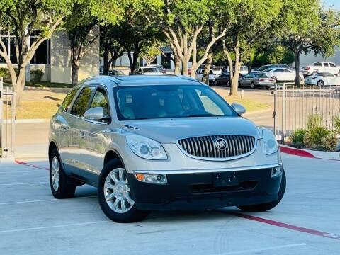 2012 Buick Enclave for sale at Texas Drive Auto in Dallas TX