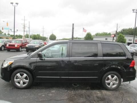 2011 Volkswagen Routan for sale at Home Street Auto Sales in Mishawaka IN