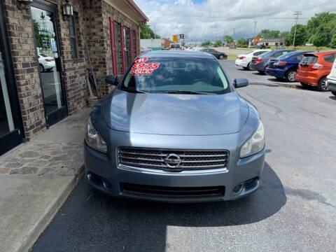 2011 Nissan Maxima for sale at Smyrna Auto Sales in Smyrna TN