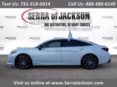 2019 Toyota Avalon for sale at Serra Of Jackson in Jackson TN