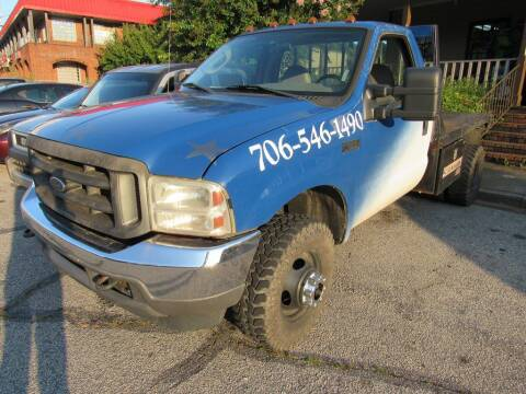2004 Ford F-350 Super Duty for sale at King of Auto in Stone Mountain GA