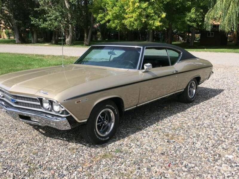 1969 Chevrolet melabo for sale at Acme Auto Sales & Services LLC in Billings MT