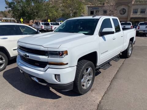 2017 Chevrolet Silverado 1500 for sale at BERKENKOTTER MOTORS in Brighton CO