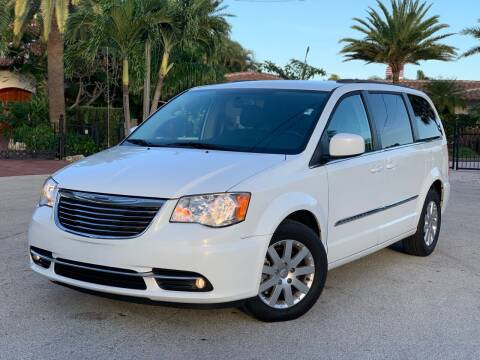 2015 Chrysler Town and Country for sale at Citywide Auto Group LLC in Pompano Beach FL
