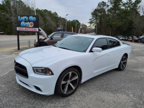 2014 Dodge Charger for sale at Let's Go Auto in Florence SC