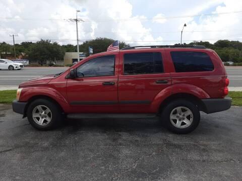2006 Dodge Durango for sale at Easy Credit Auto Sales in Cocoa FL