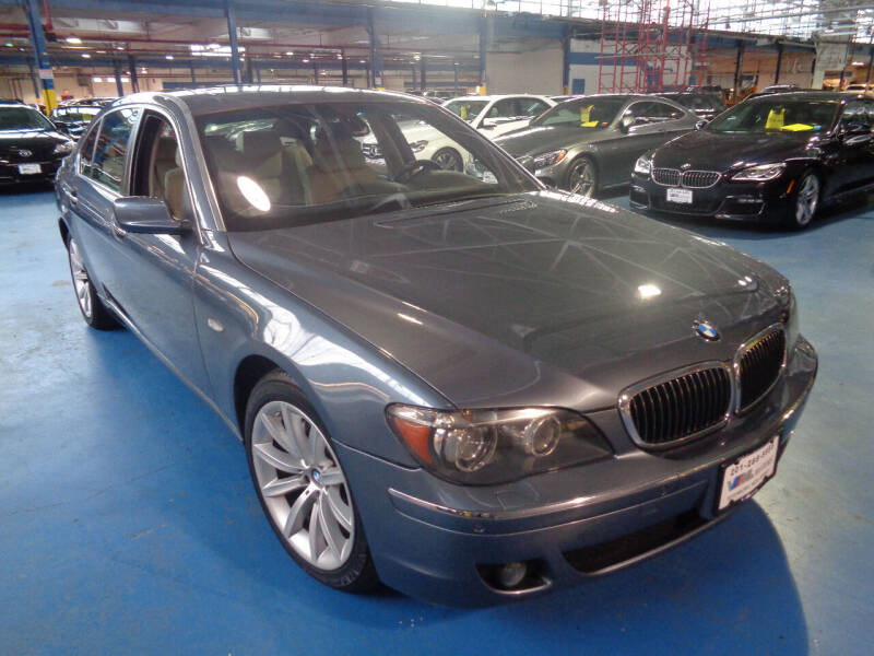 2008 BMW 7 Series for sale at VML Motors LLC in Teterboro NJ