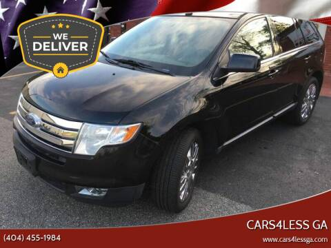 2008 Ford Edge for sale at Cars4Less GA in Alpharetta GA