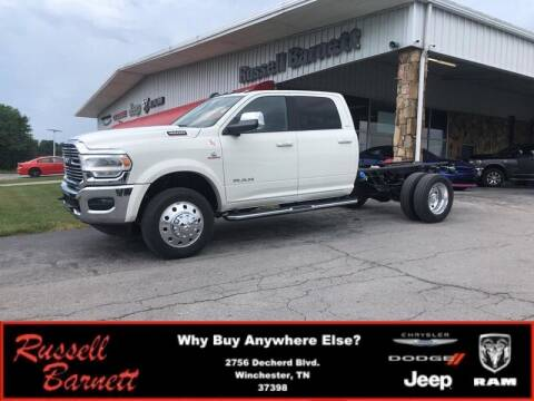 2020 RAM Ram Chassis 4500 for sale at Russell Barnett Chrysler Dodge Jeep Ram in Winchester TN