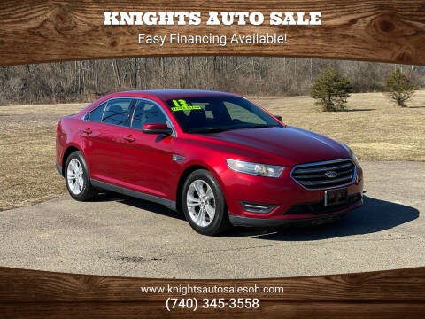 2013 Ford Taurus for sale at Knights Auto Sale in Newark OH
