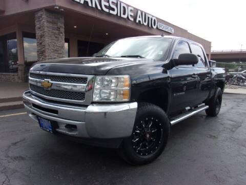 2012 Chevrolet Silverado 1500 for sale at Lakeside Auto Brokers Inc. in Colorado Springs CO