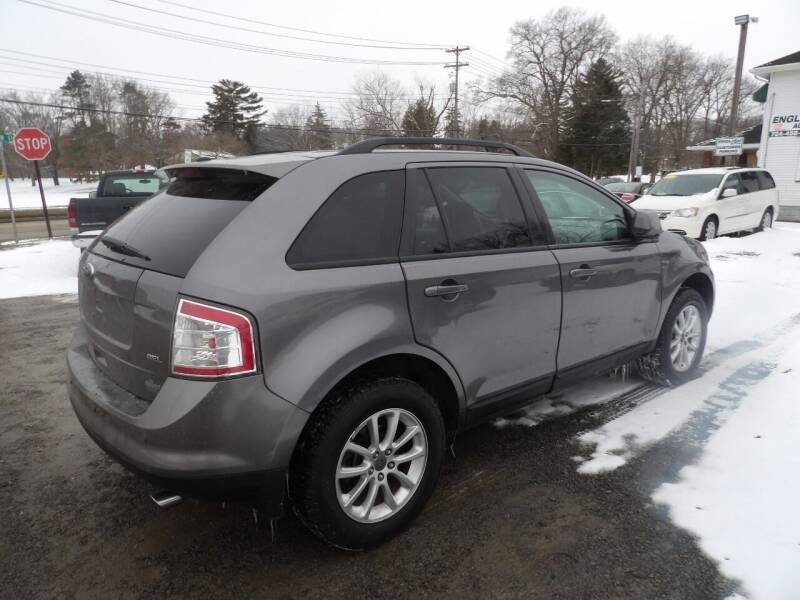 2009 Ford Edge for sale at English Autos in Grove City PA