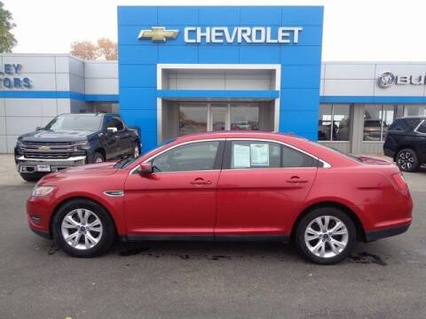 2012 Ford Taurus for sale at Finley Motors in Finley ND