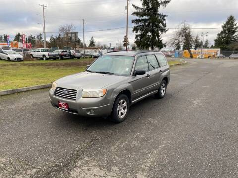 2006 Subaru Forester for sale at Apex Motors Parkland in Tacoma WA