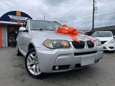 2006 BMW X3 for sale at OTOCITY in Totowa NJ