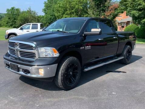 2015 RAM Ram Pickup 1500 for sale at Caulfields Family Auto Sales in Bath PA