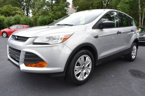 2016 Ford Escape for sale at Apex Car & Truck Sales in Apex NC
