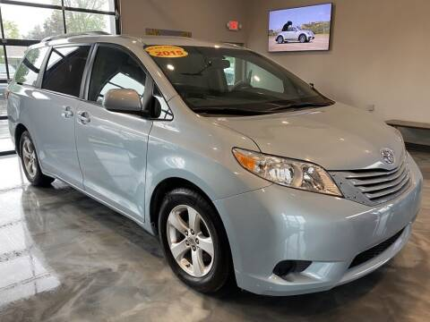 2015 Toyota Sienna for sale at Crossroads Car & Truck in Milford OH
