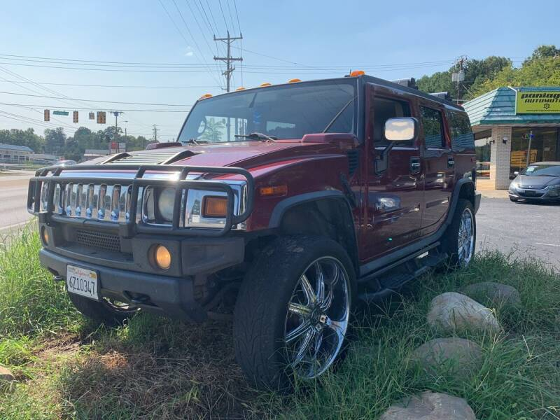 2003 HUMMER H2 for sale at Diana Rico LLC in Dalton GA